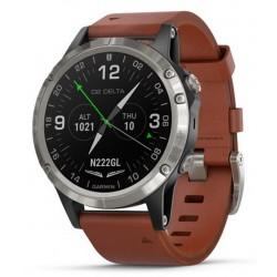 Reloj Garmin Hombre D2 Delta Sapphire Aviator 010-01988-31