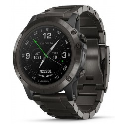 Comprar Reloj Garmin Hombre D2 Delta PX Sapphire Aviator 010-01989-31