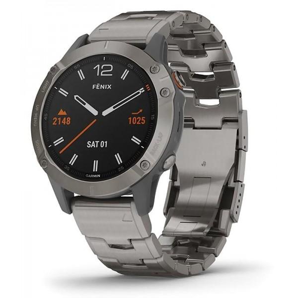 Comprar Reloj Garmin Hombre Fēnix 6 Sapphire 010-02158-23