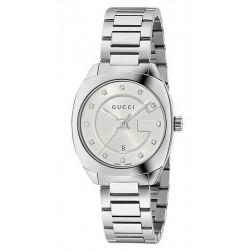 Reloj Gucci Mujer GG2570 Small YA142509 Quartz - Joyería de Moda ccf1bb419c2