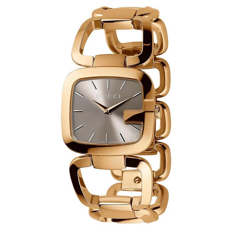 616e7d711 Reloj Gucci Mujer G-Gucci Medium YA125408 Quartz - Joyería de Moda