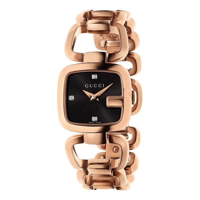 6ba99d38a Reloj Gucci Mujer G-Gucci Small YA125512 Quartz - Joyería de Moda