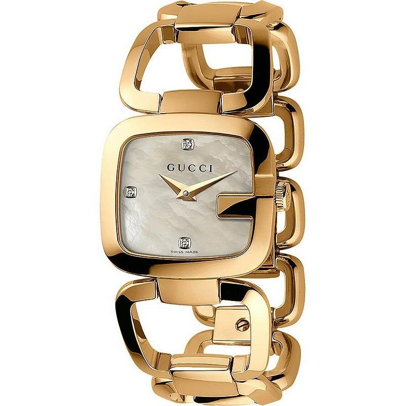 Reloj Gucci Mujer G-Gucci Small YA125513 Quartz - Joyería de Moda 2903a344091