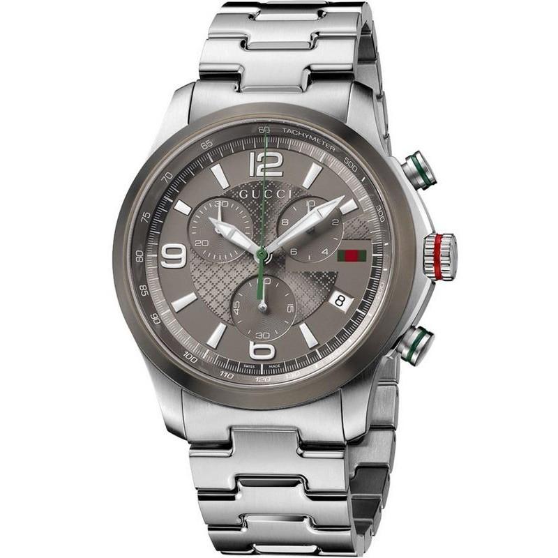 5d4567f0f2 Reloj Gucci Hombre G-Timeless XL Cronógrafo Quartz YA126238 ...