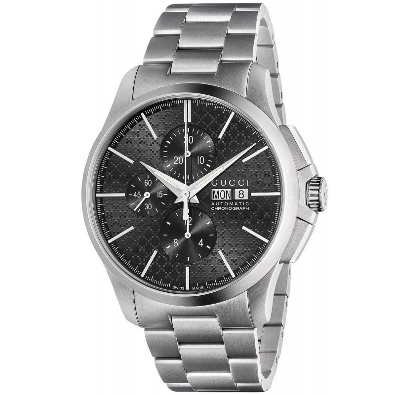 8c1db00e6 Reloj Gucci Hombre G-Timeless XL YA126264 Cronógrafo Automático ...