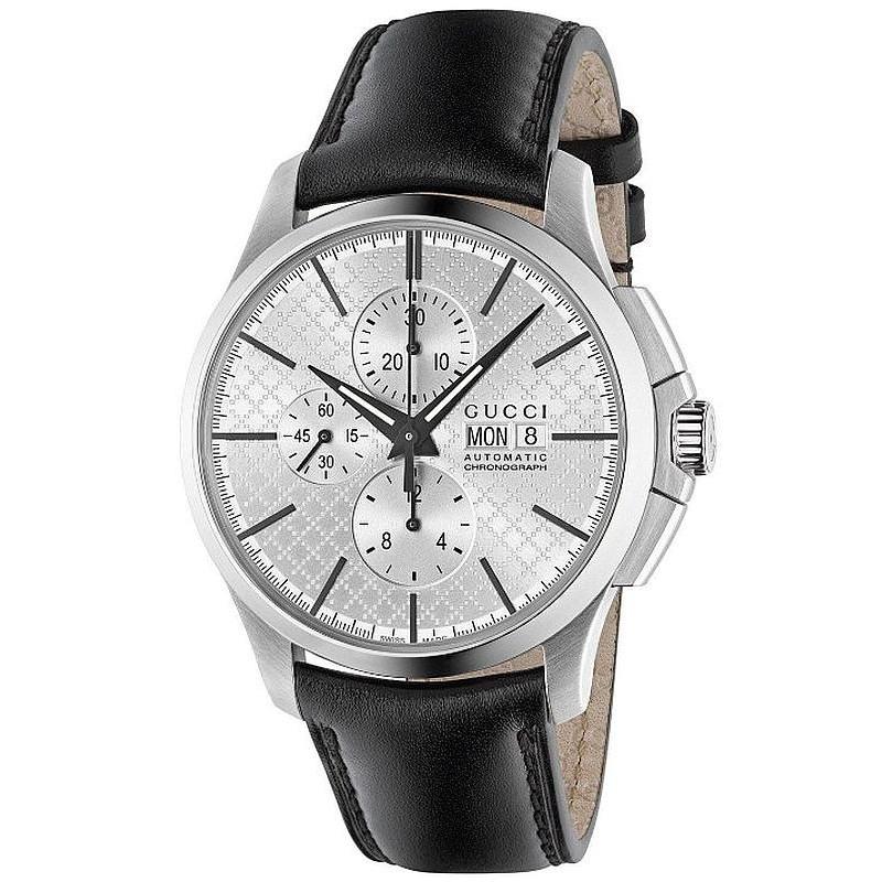 f27b10e78653e Reloj Gucci Hombre G-Timeless Chrono XL YA126265 Cronógrafo Automático