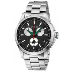 Comprar Reloj Gucci Hombre G-Timeless XL YA126267 Cronógrafo Quartz