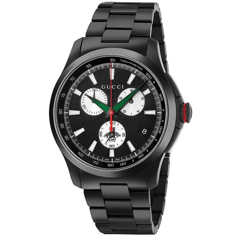 1cea406217 Reloj Gucci Hombre G-Timeless XL YA126268 Cronógrafo Quartz ...