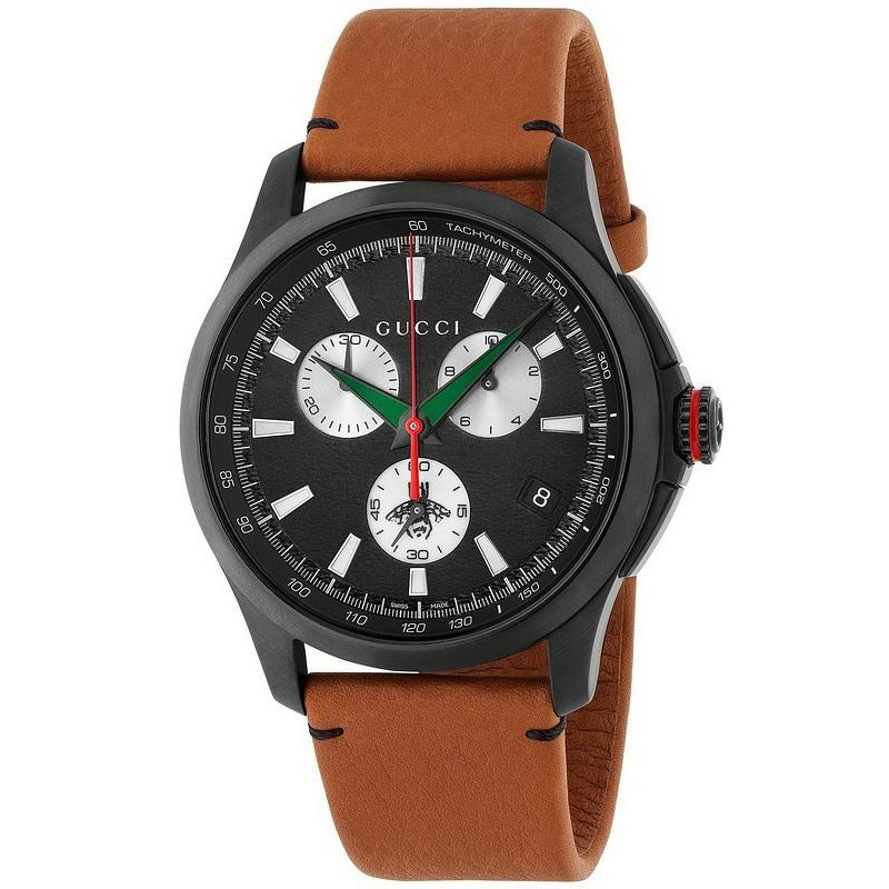 a79decdbc Reloj Gucci Hombre G-Timeless XL YA126271 Cronógrafo Quartz ...