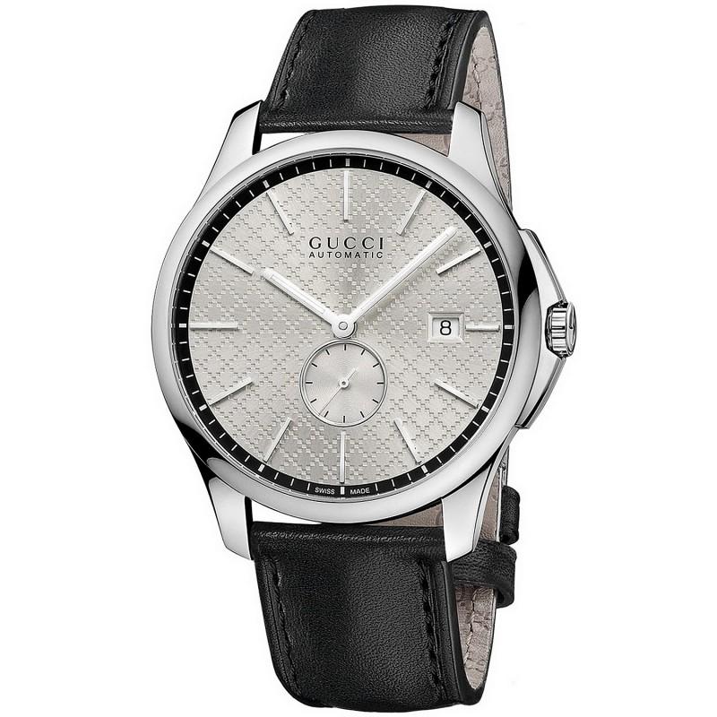fc3b0def6db Reloj Gucci Hombre G-Timeless Large Slim YA126313 Automático ...