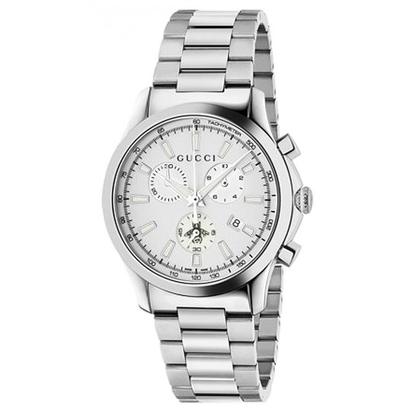 4f98ce33d7c Reloj Gucci Unisex G-Timeless Medium YA126472 Cronógrafo Quartz ...