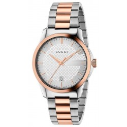 Comprar Reloj Gucci Unisex G-Timeless Medium YA126473 Quartz