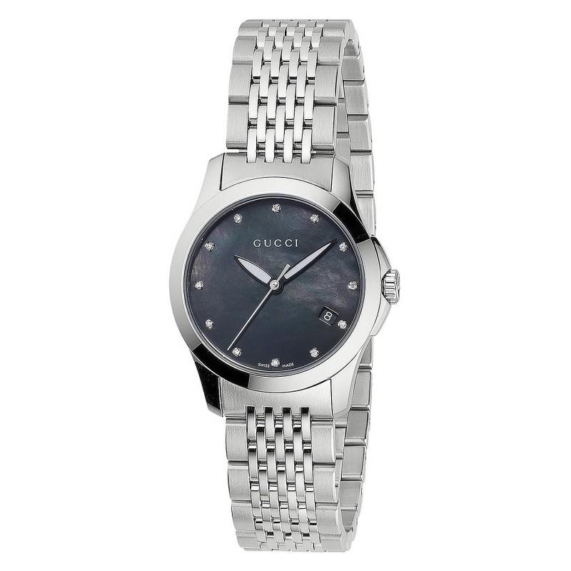 39b9d5c41 Reloj Gucci Mujer G-Timeless Small YA126505 Quartz - Joyería de Moda