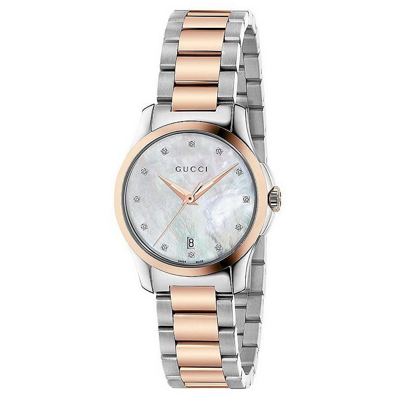 a35073b2116 Reloj Gucci Mujer G-Timeless Small YA126544 Quartz - Joyería de Moda