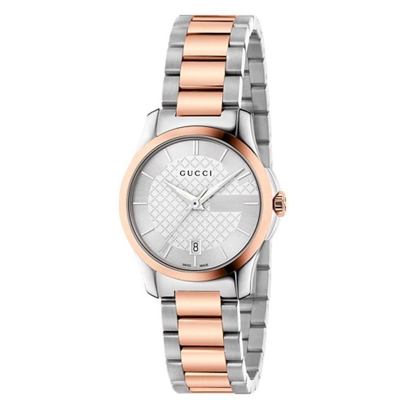d9c19c42aaf5f Reloj Gucci Mujer G-Timeless Small YA126564 Quartz - Joyería de Moda