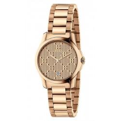 Reloj Gucci Mujer G-Timeless Small YA126567 Quartz