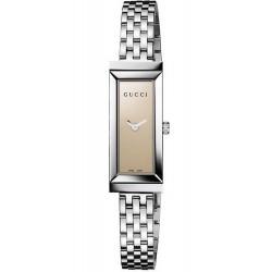 Comprar Reloj Gucci Mujer G-Frame Rectangular Small YA127501 Quartz