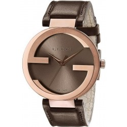 Reloj Gucci Hombre Interlocking XL YA133207 Quartz b9ceae15d90