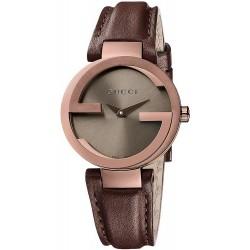 Reloj Gucci Mujer Interlocking Large YA133309 Quartz