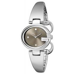 Reloj Gucci Mujer Guccissima Small YA134503 Quartz