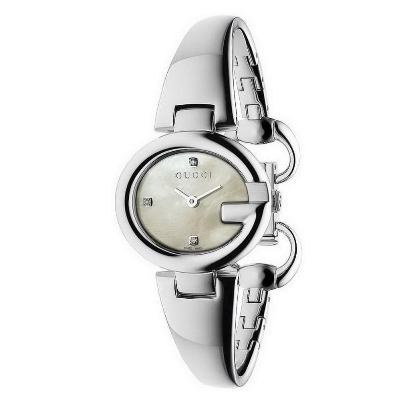 9298fa09a3dc Reloj Gucci Mujer Guccissima Small YA134504 Quartz - Joyería de Moda