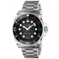 Comprar Reloj Gucci Hombre Dive XL YA136208 Quartz