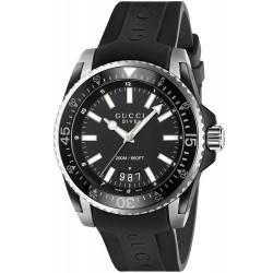 Reloj Gucci Hombre Dive XL YA136204 Quartz
