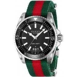 Comprar Reloj Gucci Hombre Dive XL YA136206 Quartz