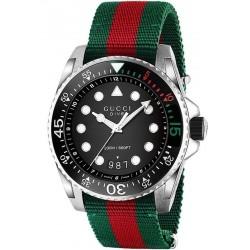 Reloj Gucci Hombre Dive XL YA136209 Quartz
