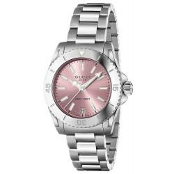 Reloj Gucci Mujer Dive Medium YA136401 Quartz