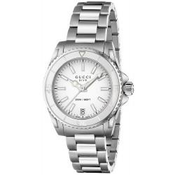 Reloj Gucci Mujer Dive Medium YA136402 Quartz
