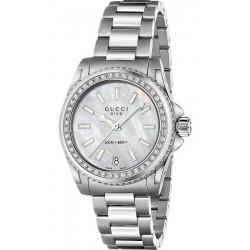 Reloj Gucci Mujer Dive Medium YA136406 Quartz