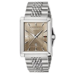 Comprar Reloj Gucci Hombre G-Timeless Rectangular Medium YA138402 Quartz