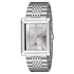 Comprar Reloj Gucci Hombre G-Timeless Rectangular Medium YA138403 Quartz