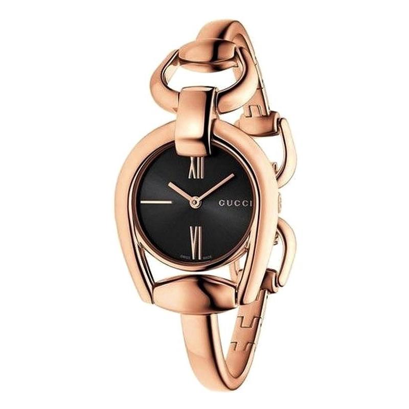 5220bafc8 Reloj Gucci Mujer Horsebit Small YA139507 Quartz - Joyería de Moda