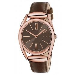 Reloj Gucci Mujer Horsebit Medium YA140408 Quartz