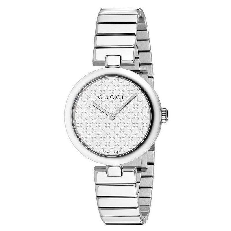 Reloj Gucci Mujer Diamantissima Medium YA141402 Quartz - Joyería de Moda e74073332dd
