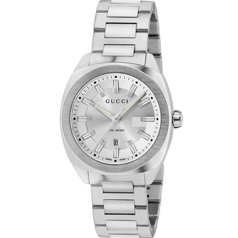 06474dd55 Reloj Gucci Unisex GG2570 Medium YA142402 Quartz - Joyería de Moda