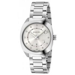 Reloj Gucci Mujer GG2570 Medium YA142403 Quartz
