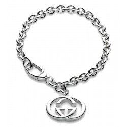 Comprar Pulsera Gucci Mujer Silver Britt YBA190501001016