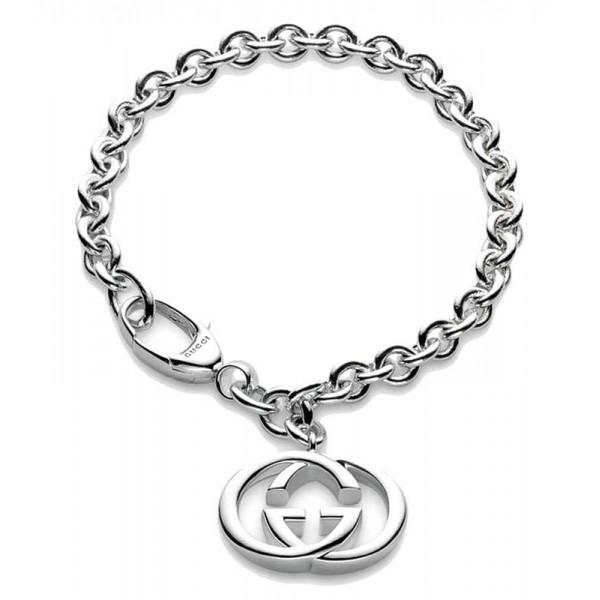 Comprar Pulsera Gucci Mujer Silver Britt YBA190501001017
