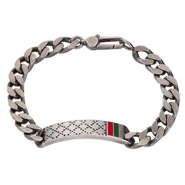 Comprar Pulsera Gucci Hombre Diamantissima YBA295676001020