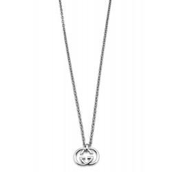 Collar Gucci Mujer Silver Britt YBB19048900100U