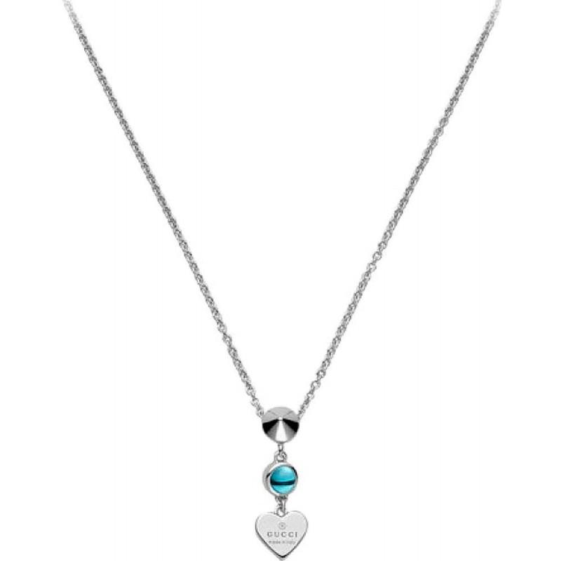 Collar Gucci Mujer Trademark YBB32587100100U - Joyería de Moda 6f35852a8b79