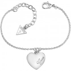 Comprar Pulsera Guess Mujer Heartbeat UBB61043-S