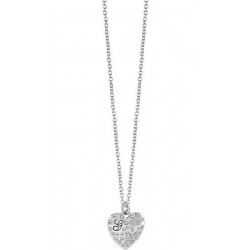 Collar Guess Mujer Glossy Hearts UBN51471