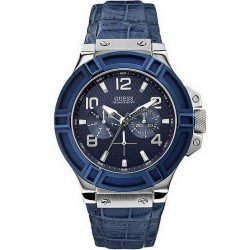 Comprar Reloj Hombre Guess Rigor W0040G7 Multifunción