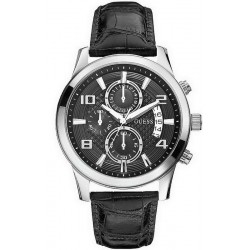 Reloj Hombre Guess Exec W0076G1 Cronógrafo