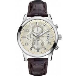 Comprar Reloj Hombre Guess Exec Cronógrafo W0076G2