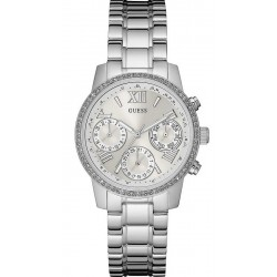 Reloj Mujer Guess Mini Sunrise W0623L1 Chrono Look Multifunción